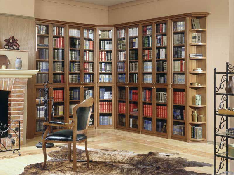 Книжный шкаф-библиотека своими руками 1
