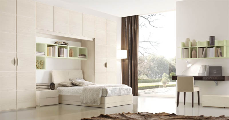 Шкафы в спальню компания эй джи